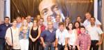 Gerardo Del Río participó de la presentación de la lista colectora del Frente Renovador