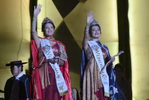 La representante de Junín se coronó como la nueva Reina Nacional de la Vendimia 2015