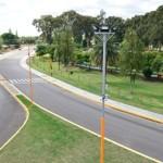"Rivadavia rindió homenaje a la ""Familia Rural"" e inauguró obras en Ruta 67"