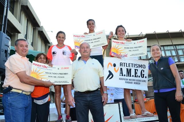 Maratón Aniversario de Rivadavia