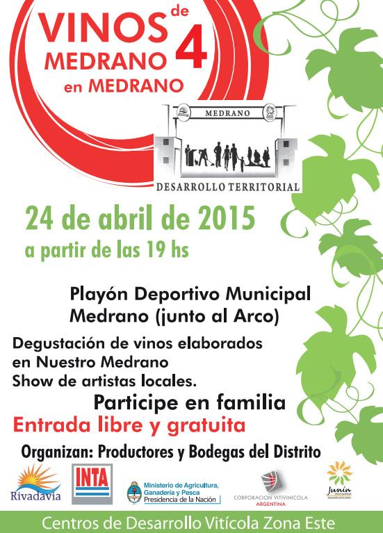 """""""Vinos de Medrano en Medrano"""""""
