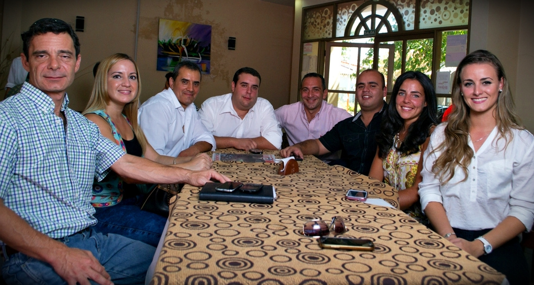 """Gerardo Del Río: """"Queremos que el vecino nos acompañe"""""""