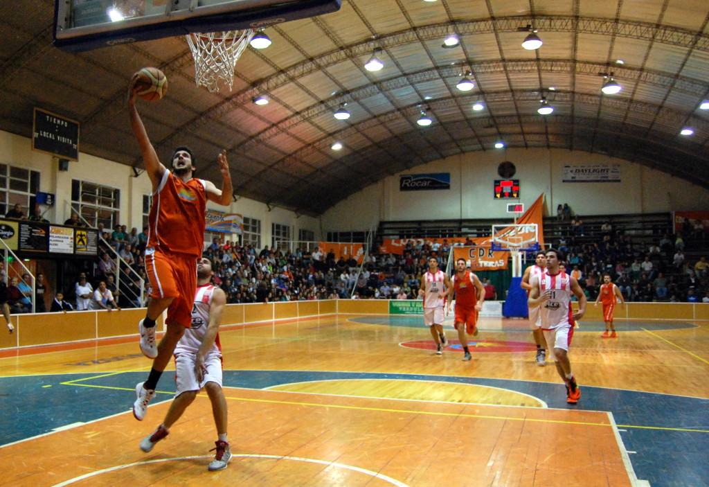 CDR vs Estudiantes de La Plata - Foto: Mayra Pereira.-