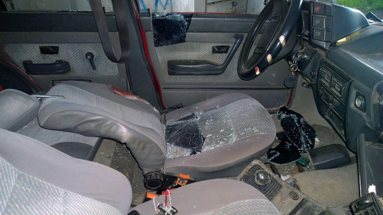Accidente en La Paz dejó a cuatro personas heridas