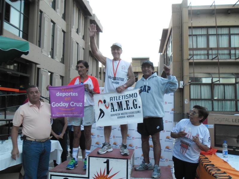 Bruno Cifuentes - Maratón Aniversario Rivadavia 2015