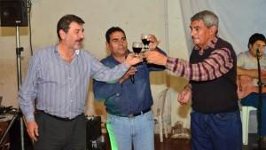 """Empleados municipales rivadavienses festejaron el """"Día del Trabajador"""""""