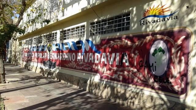 "Biblioteca Popular ""Bernardino Rivadavia"""