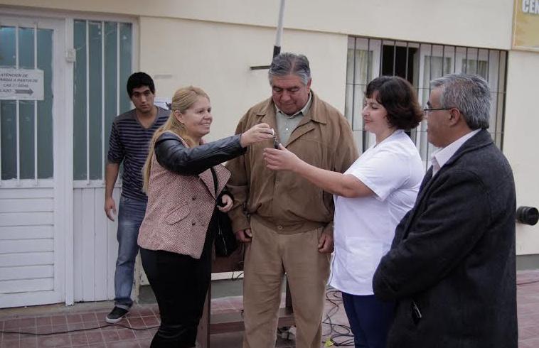 El Hospital Saporiti y el Área Sanitaria cuentan con nuevas unidades