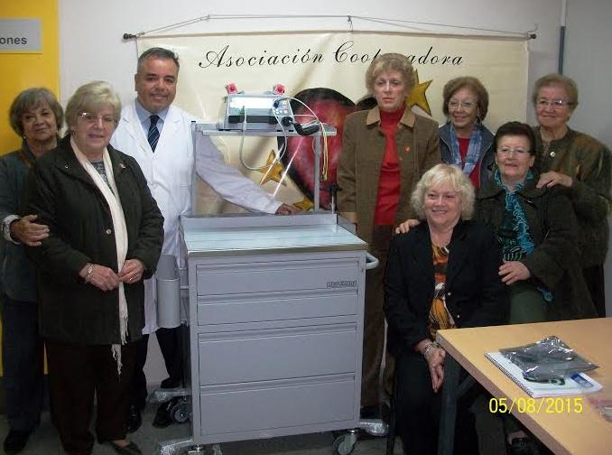 El Hospital Dr. Carlos Saporiti con nuevo equipamiento