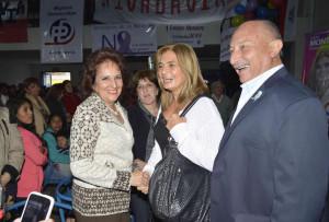Laura Montero en Rivadavia