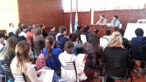 Comenzó a dictarse el Curso – Taller de Radio en La Paz