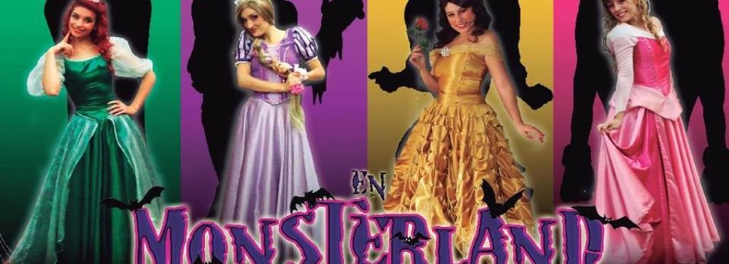 Princesas de Monsterland