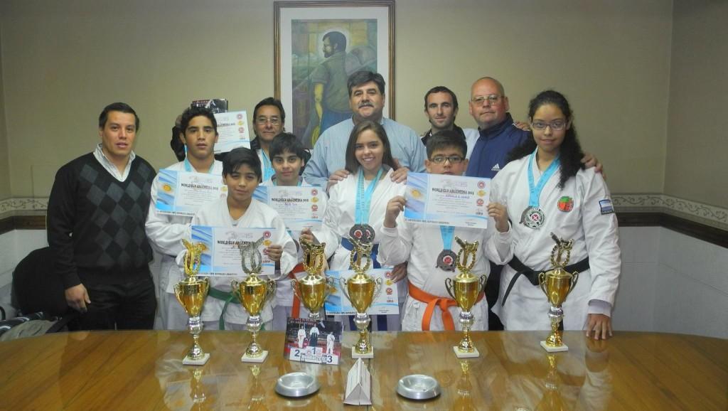 Campeonato Mundial de Artes Marciales Copa Argentina 2015
