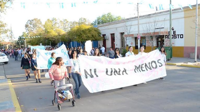 NiUnaMenos La Paz