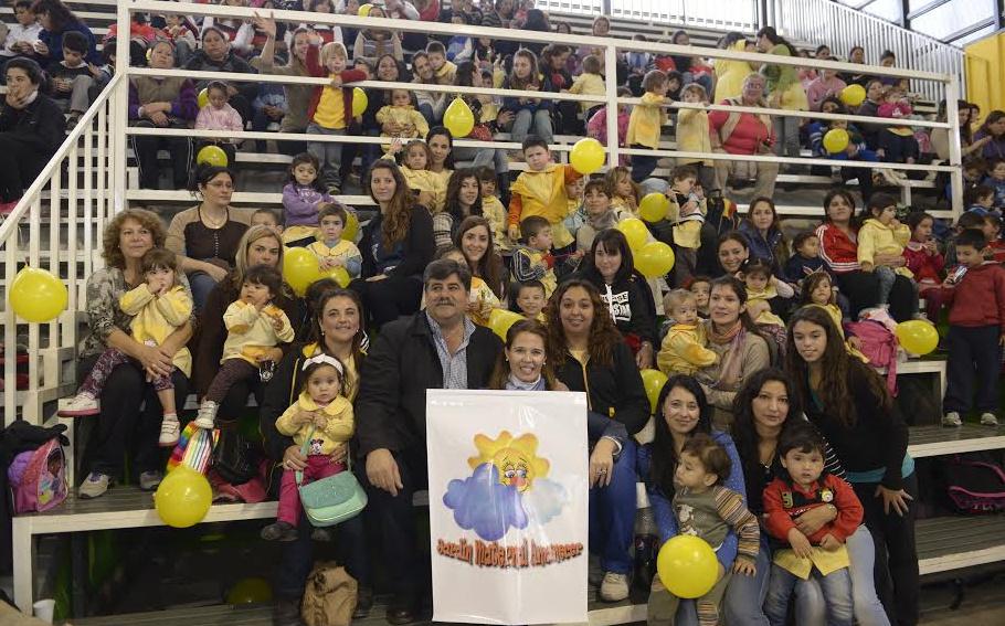 JUNÍN CELEBRÓ EL DÍA DE LOS JARDINES DE INFANTES