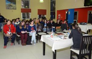 Se dictó una nueva capacitación de la UNCuyo en La Paz
