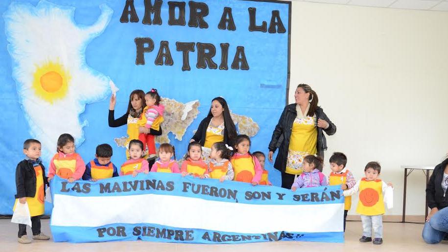 ACTO DEL DÍA DE LA REAFIRMACIÓN DE LOS DERECHOS ARGENTINOS SOBRE LAS ISLAS MALVINAS, ISLAS DEL ATLÁNTICO SUR Y SECTOR ANTÁRTICO
