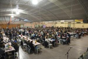 I Encuentro de Uniones Vecinales en el Club Los Barriales