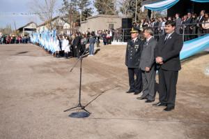 Acto Oficial por el aniversario de la muerte del General Belgrano en La Colonia