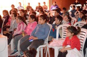 Los chicos de La Paz disfrutaron de su colonia de Vacaciones Invernales