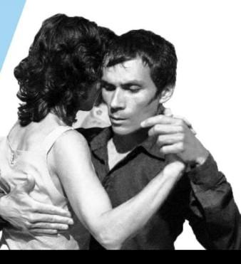 Seminario de tango en Rivadavia