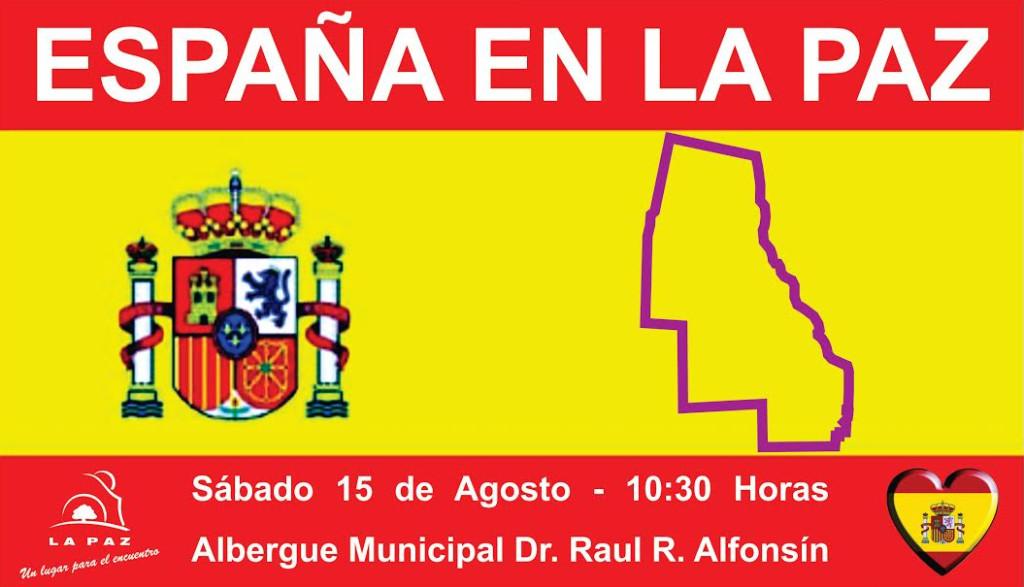 España en La Paz