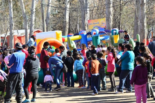 Día del Nió en Rivadavia