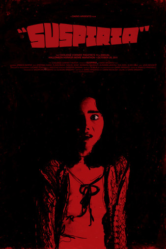 """""""Suspiria"""": el film italiano se proyectará en la Casa de la Cultura"""