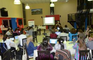 Se dictó en La Paz un Curso Taller sobre el uso de las TICs en las Aulas