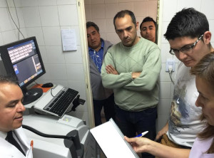 Nuevo sistema de digitalización de Diagnóstico por Imágenes en el Saporiti