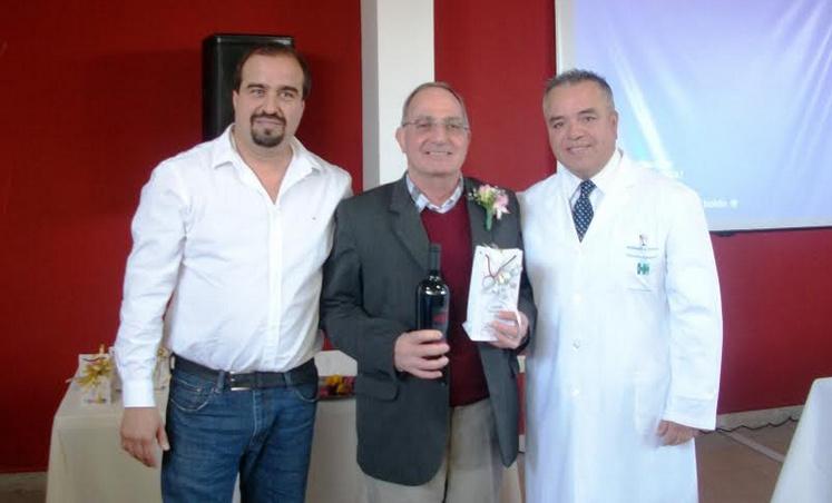 El Hospital Saporiti festejo el Día de la Sanidad y homenajeo a sus jubilados