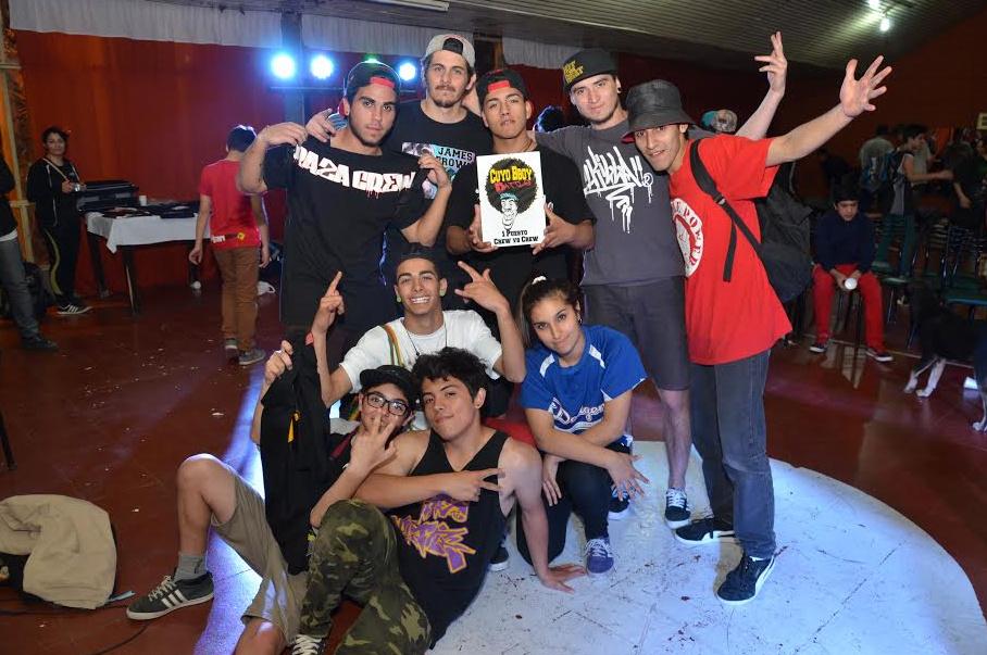 Torneo Cuyo B-Boy Battle 2015