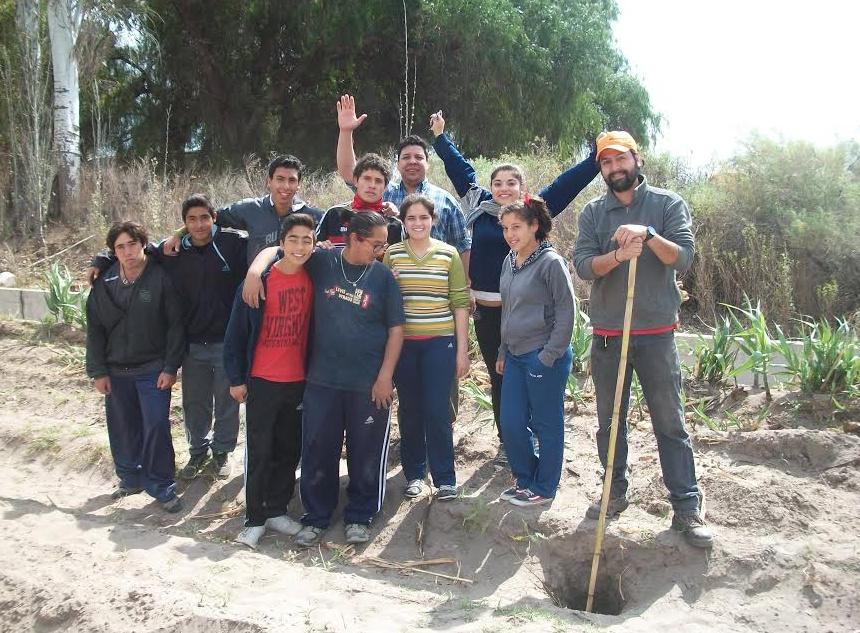 Reforestación Departamento de Santa Rosa