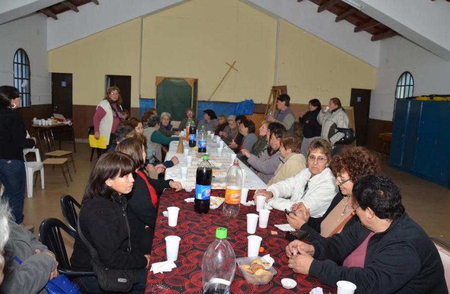 el Grupo San Cayetano
