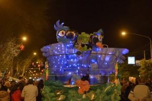 Se celebró en Junín la VII edición del Paseo de la Primavera