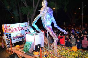 El próximo domingo se realizará la Farándula Estudiantil en Rivadavia