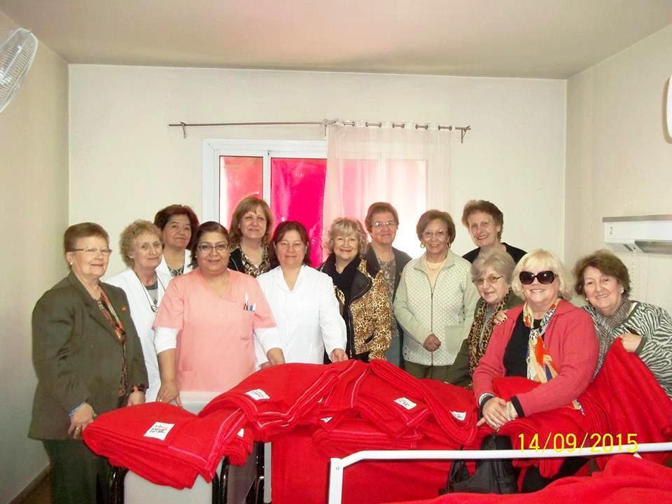 La Cooperadora del Hospital Saporiti realizó nuevas donaciones