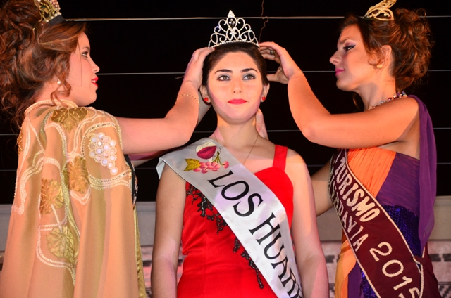 Reina Los Huarpes 2016