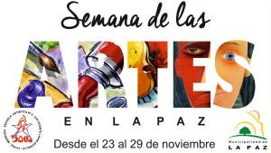 """La Paz se prepara para la """"Semana de las Artes"""""""