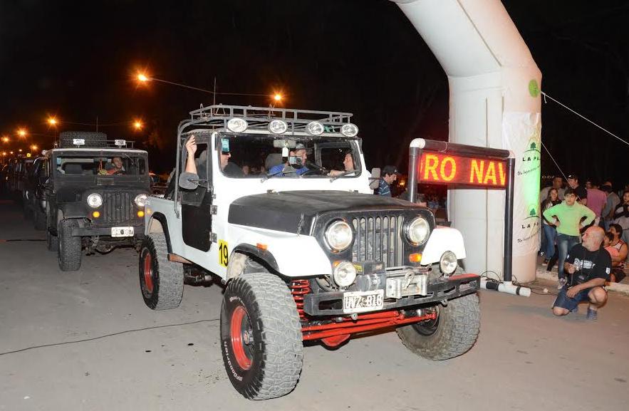 1º Encuentro de Jeeps y Estancieras IKA