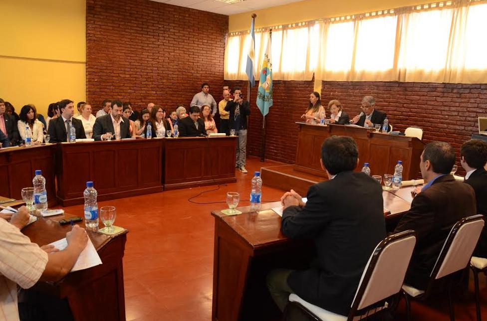 Concejales La Paz 2016
