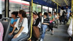 viaje en colectivo