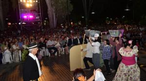 Ciudad de Rivadavia coronó a su representante vendimial