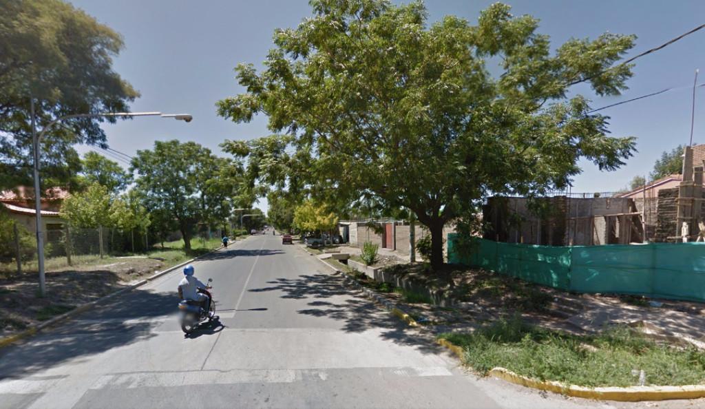 Lugar del siniestro - Google Maps