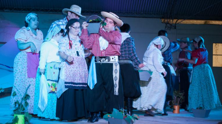 Junín: Festival Provincial de la Melesca 2016