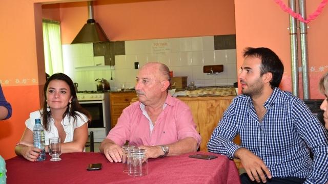 Secretaria de Economía Social de la Nación visito el departamento de Rivadavia