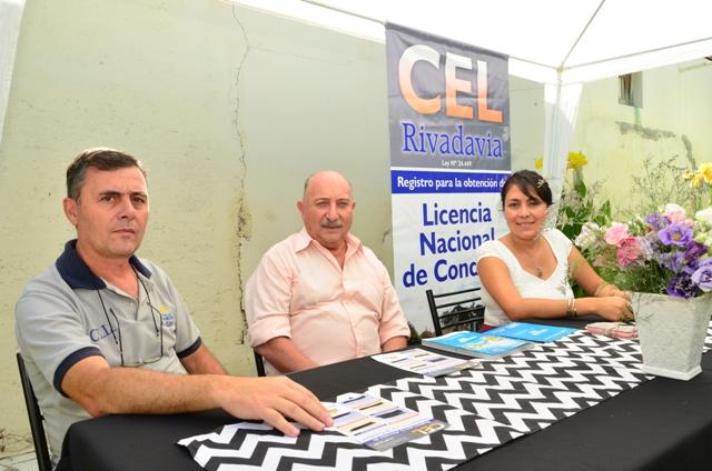 LICENCIA NACIONAL DE CONDUCIR EN RIVADAVIA