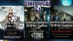 Aviso Cine Ducal del 28 de abril al 03 de mayo de 2016 facebook