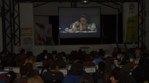 Junín disfrutó de una nueva edición del Cine Móvil