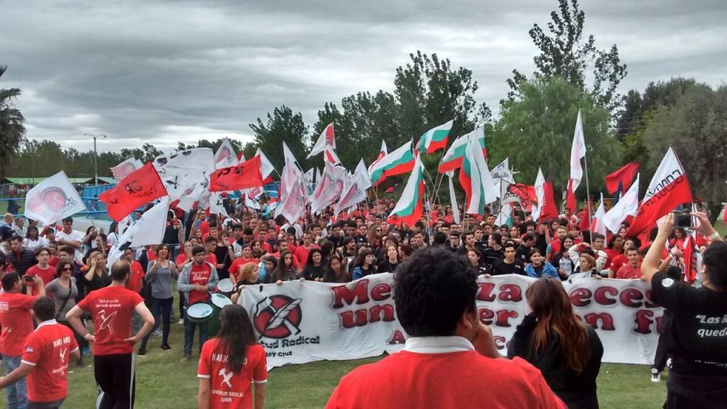 La Juventud Radical se reunió en Junín